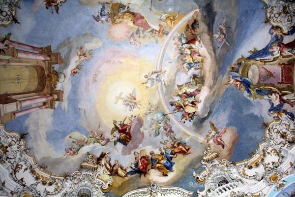 Das himmlische Tor ...
