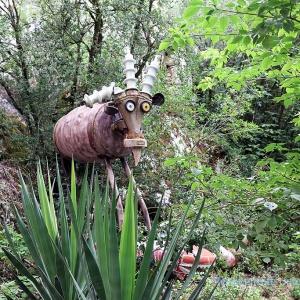 Insekten, Tiere, Skulpturen ...