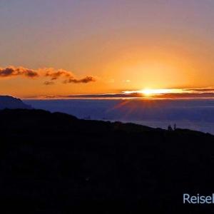 Wenn die Sonne versinkt in Spanien ...