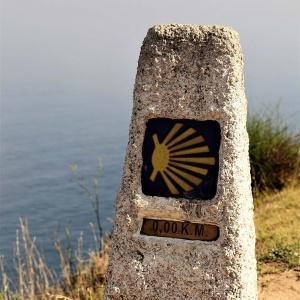 Kilometer 0 - des Jakobweges