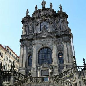 Igreja dos Clérigos in Porto