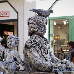 Mozart - Echt oder Statue ...