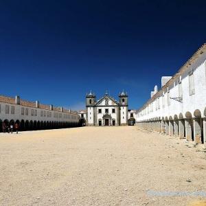 Das Kloster am Cabo Espichel