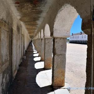Das Kloster am Cabo Espichel ist leider schon aufgelassen ...