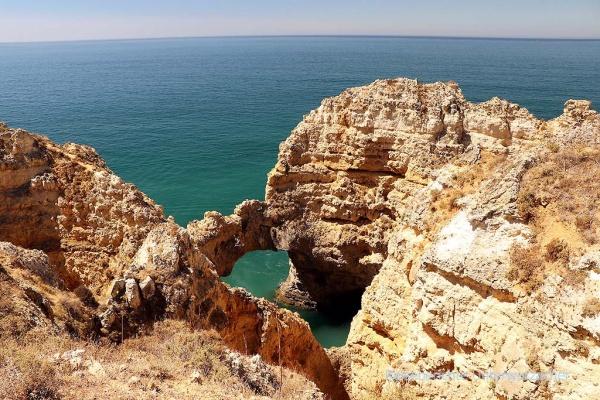 Abschied von Portugal - die Algarve ...