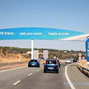 Spanien begrüßt uns ...