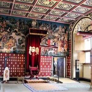 Der Königssaal ...