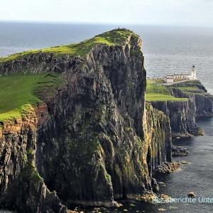 Schöner geht's fast nicht mehr: Neist Point Lighthouse ...