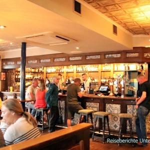 """Besuch im Kult-Restaurant """"The Seaforth"""" ..."""