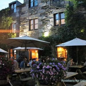 Pitlochry: The Old Mill Inn - stimmungsvolles Ambiente und sehr gutes Essen ...