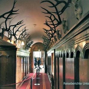 Blair Castle: Jagdtrophäen