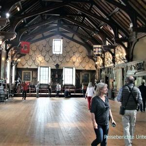 The Ballroom for the Atholl Highlanders