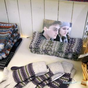 Harry Potter und Hermine - waren die auch hier ?