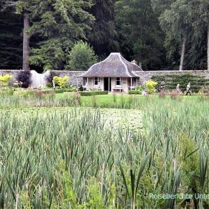 Blair Castle Garden