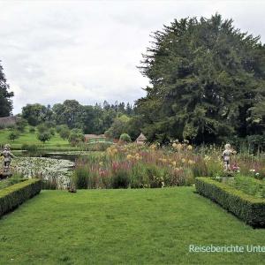 Blair Castle Garden ...